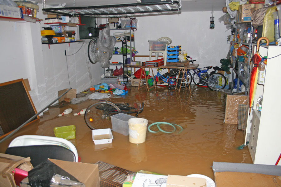 disaster restoration and cleanup